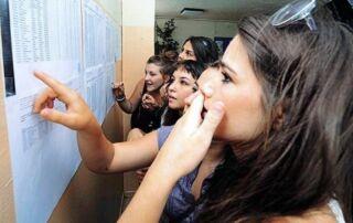 Τι ισχύει για τους αποφοίτους